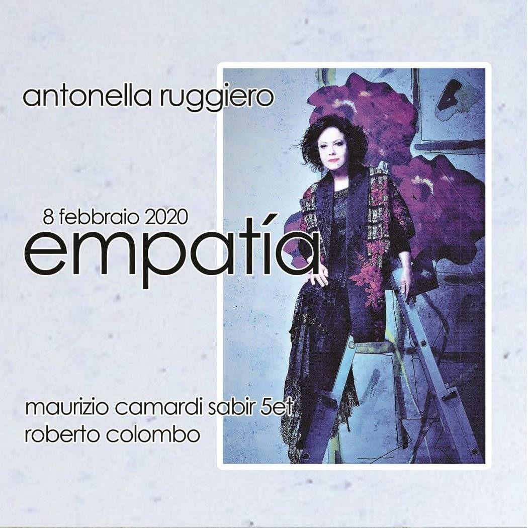 Antonella Ruggiero: Empatia
